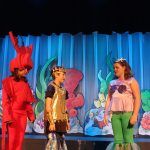 Sebastian, King Triton, Ariel