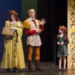King Harold, Queen Lillian, & Young Fiona