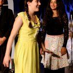 Wednesday yellow dress