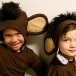 monkey headpieces