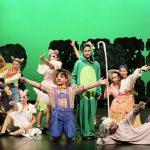 pinocchio & fairytale creatures