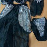 Female Black Harem Outfit