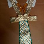 gold & green flap w_suspenders