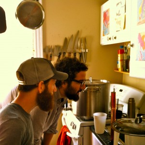 Man Beer School: Why Brewing With Friends Is A Good Thing