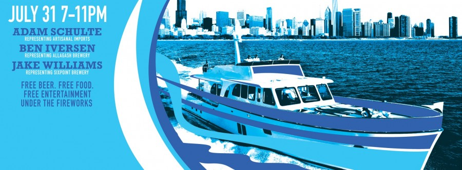 ManBQue Approved: The 2013 Craft Beer Boat