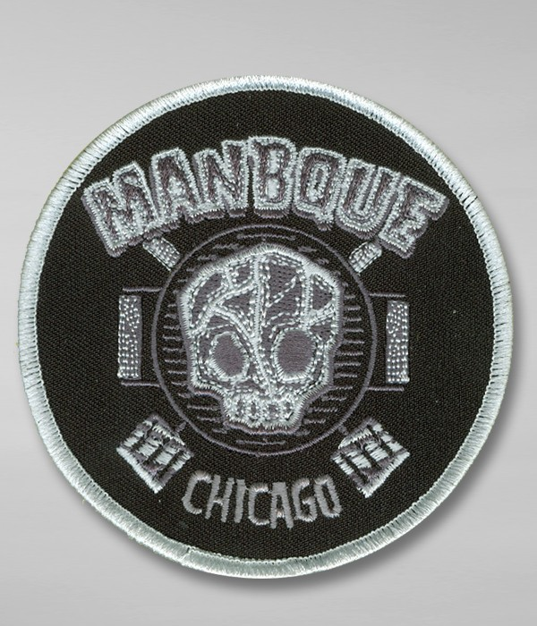 ManBQue Chicago Chapter Meathead Patch