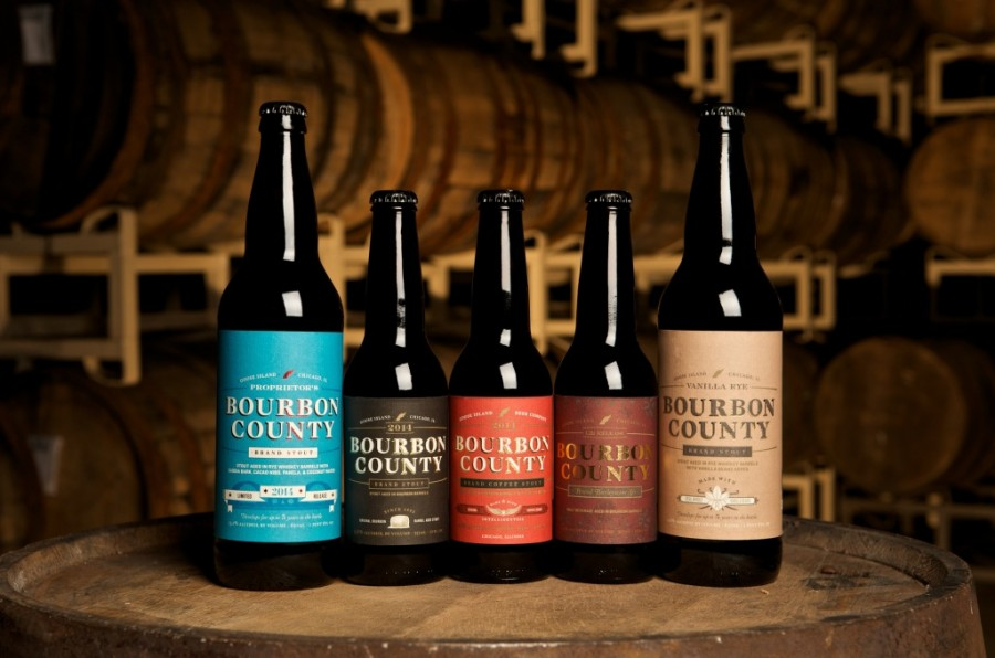 Goose Island 2014 Bourbon County Brand Stout: The Story