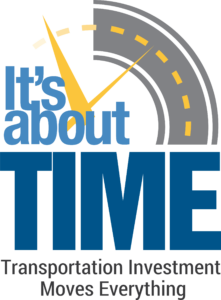 About Time Logo
