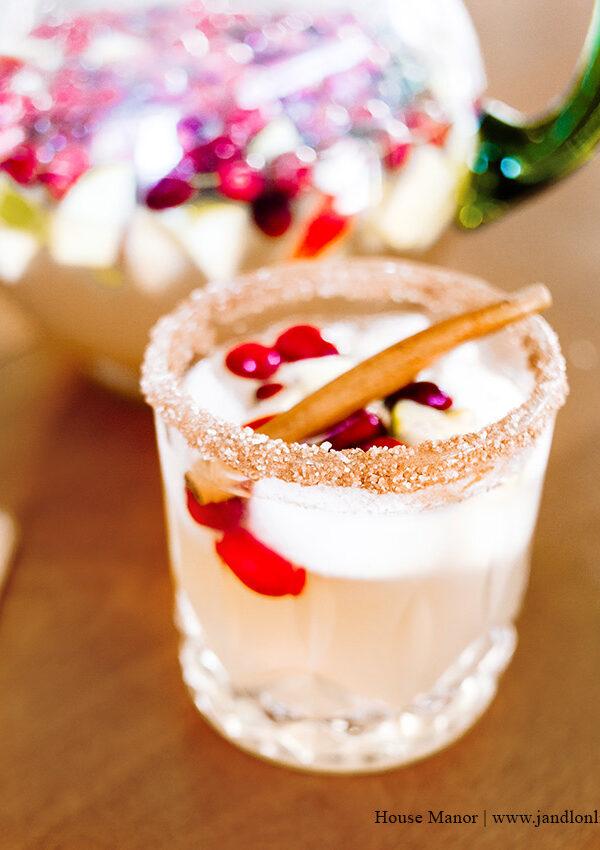 In the Kitchen: White Christmas Sangria
