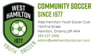 West Hamilton Youth Soccer Club