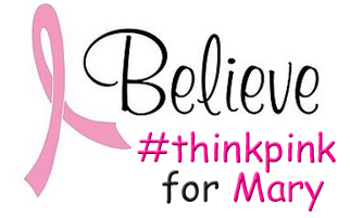 believe breast cancer mary