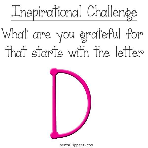 berta lippert inspirational challenge