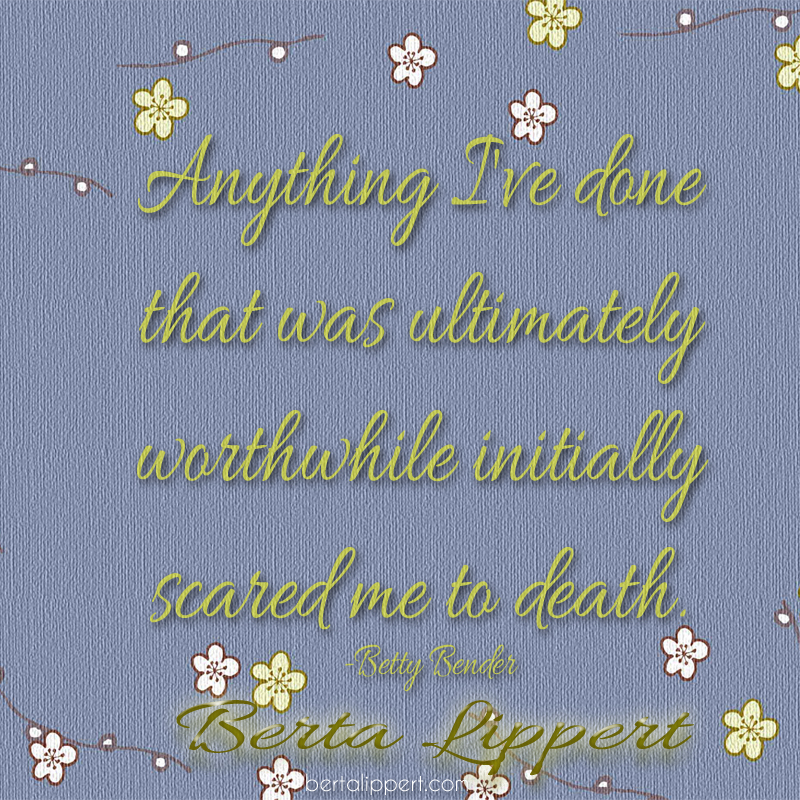 betty bender quote