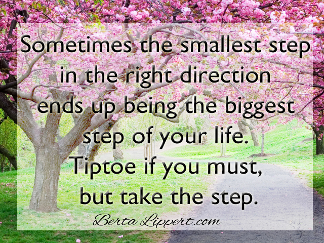 Take-A-Step-Berta-Lippert