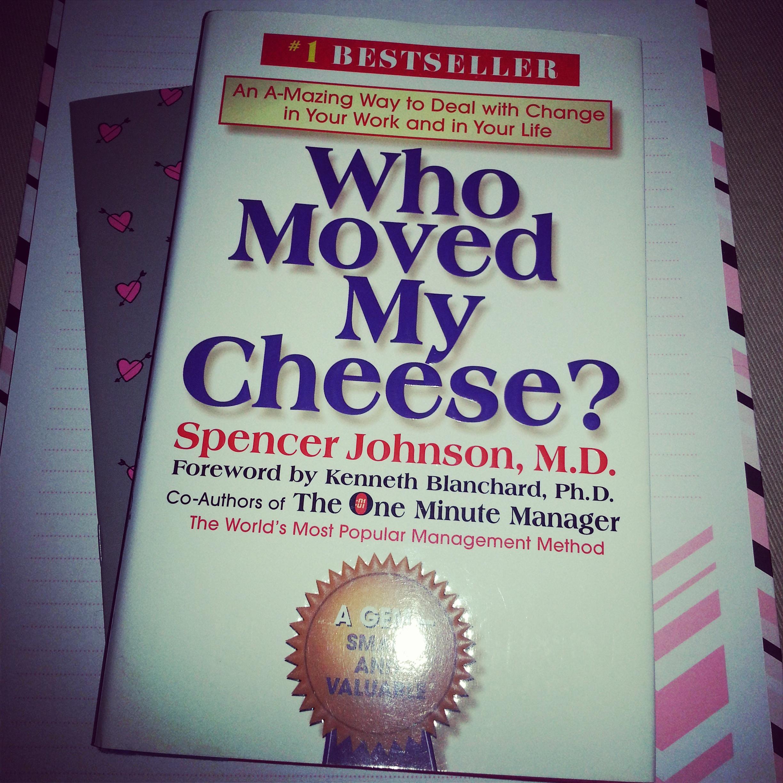 who moved my cheese berta lippert