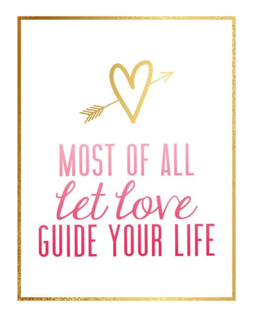 let love
