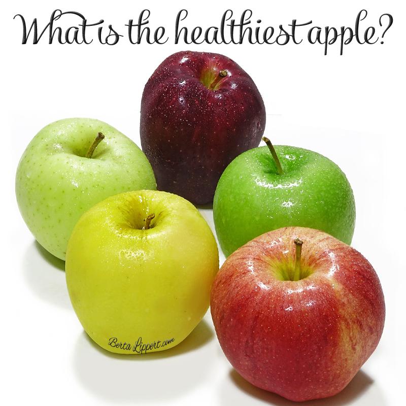 what-is-the-healthiest-apple-berta-lippert