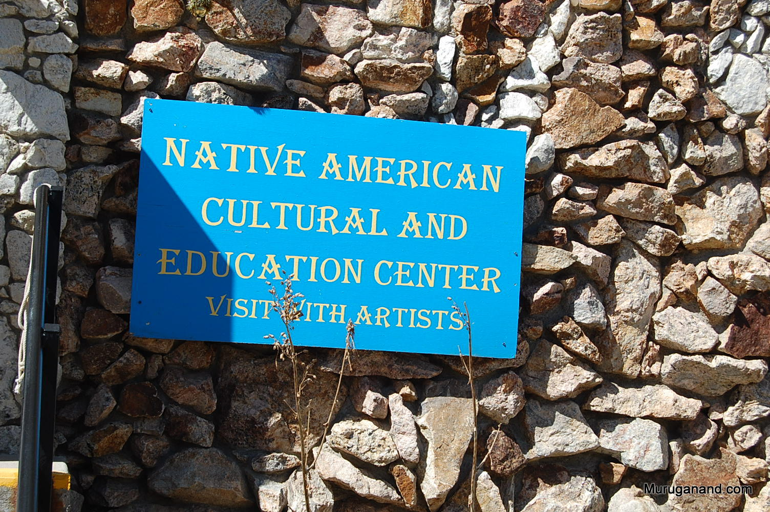 Exhibits from Native American Museum will follow the rest of the section.