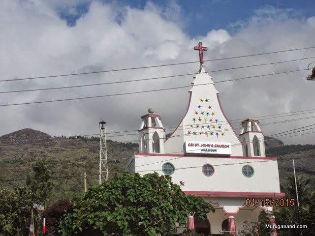 Kerala has churches everywhere