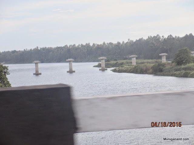 Periyar (Purna) river