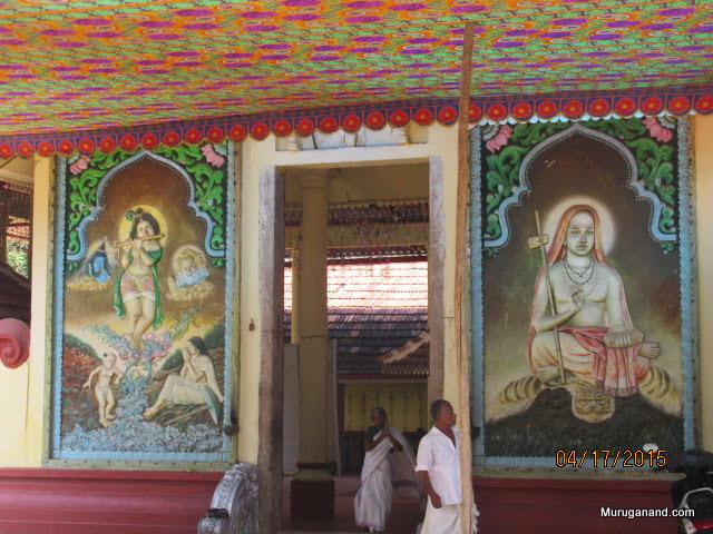 Sri Krishna Temple- Sankara's family deity