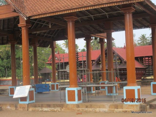 Typical Kerala architectture