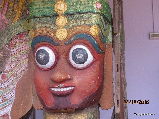 Temple Guardian - Lord Shastha