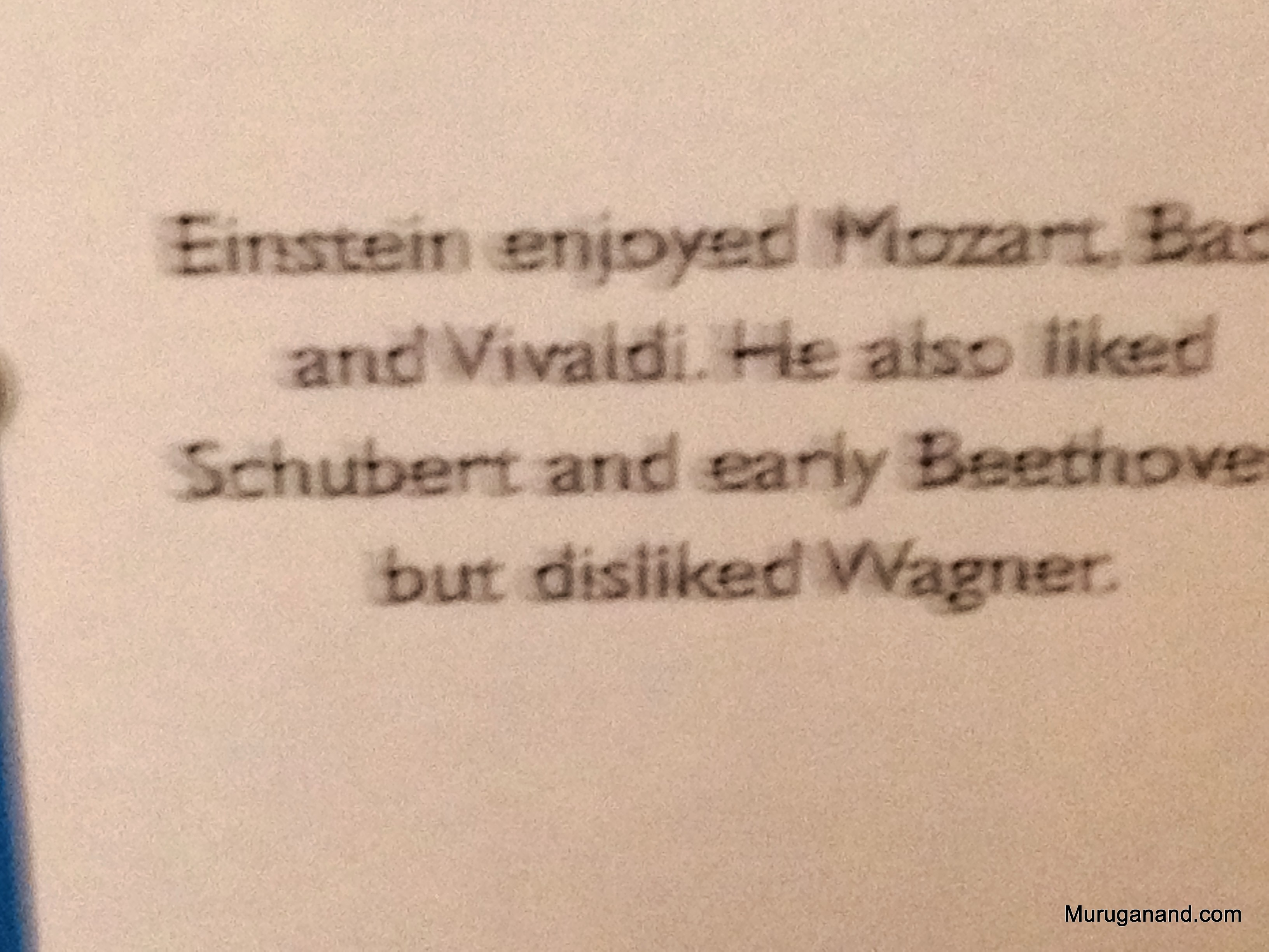 Mozart yes; Wagner no