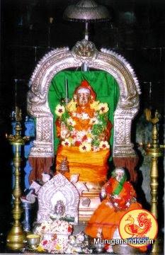 Shankara+shrine