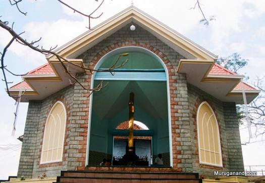 St+Thomas+shrine