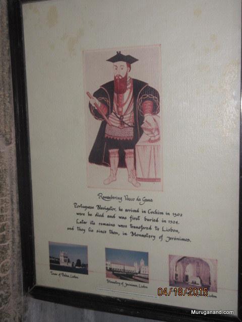 Vasco Da Gama Description