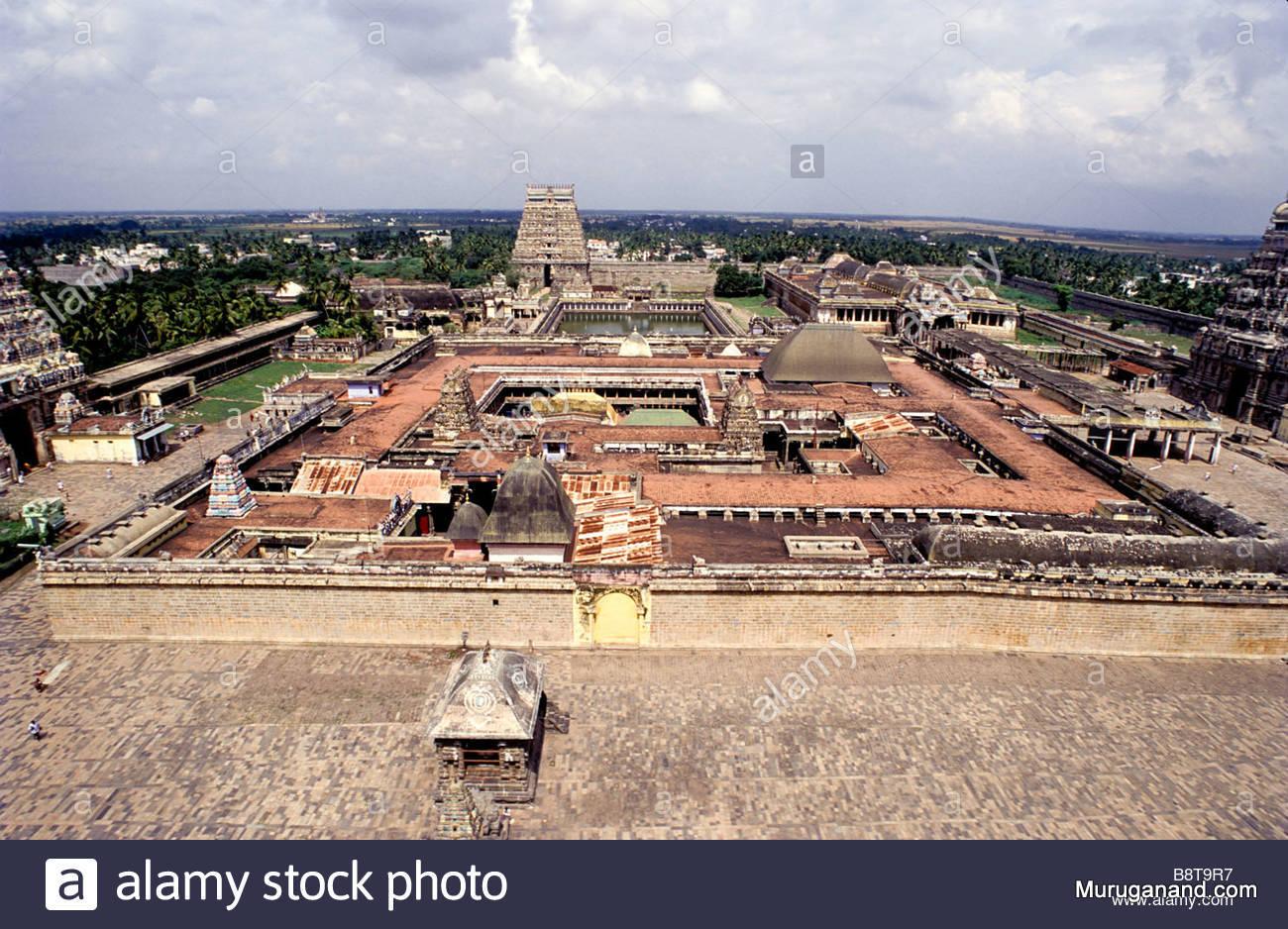 nataraja-temple-in-chidambaram-tamilnadu-B8T9R7