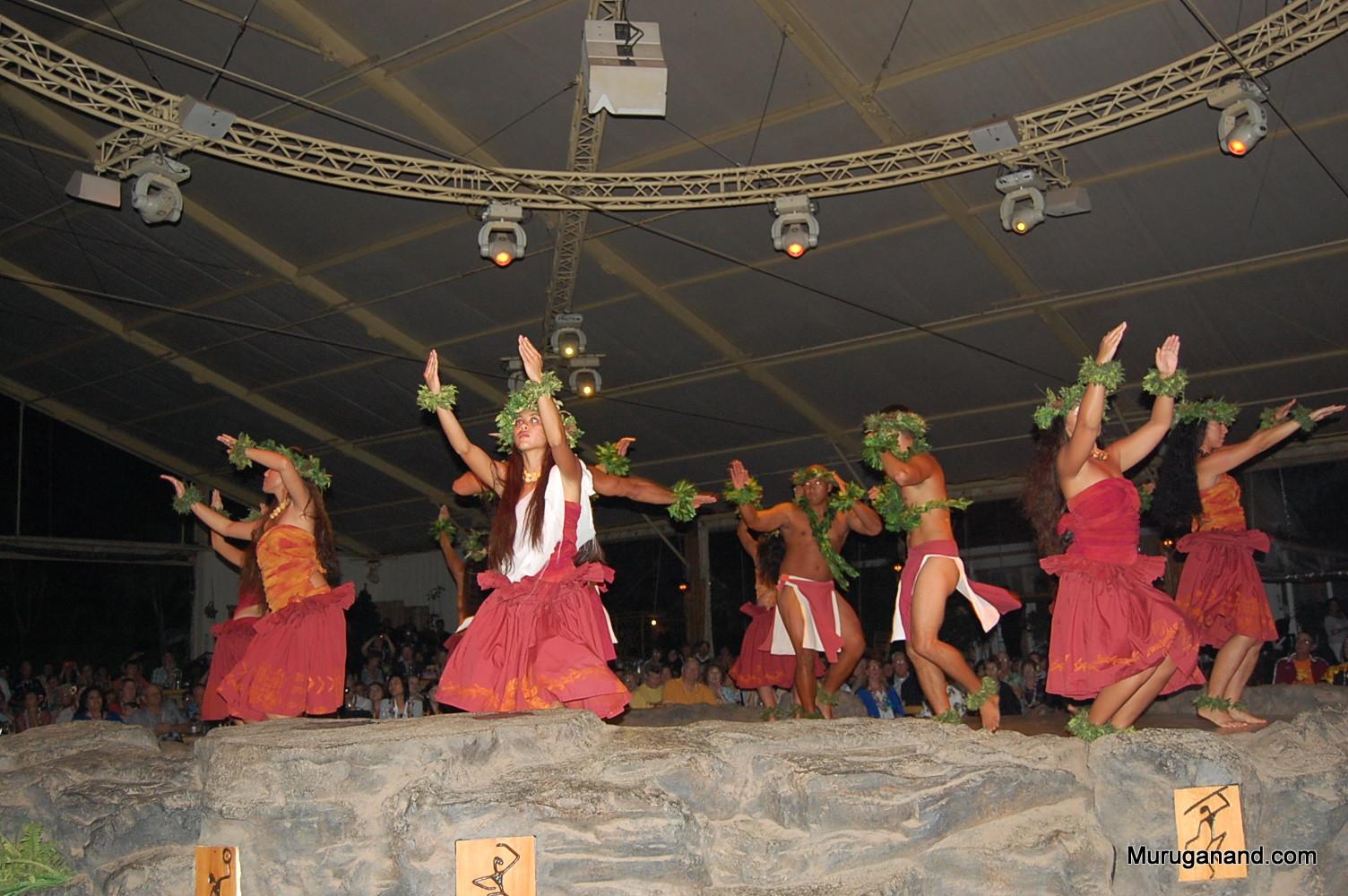 Luau Performance (Kauai)