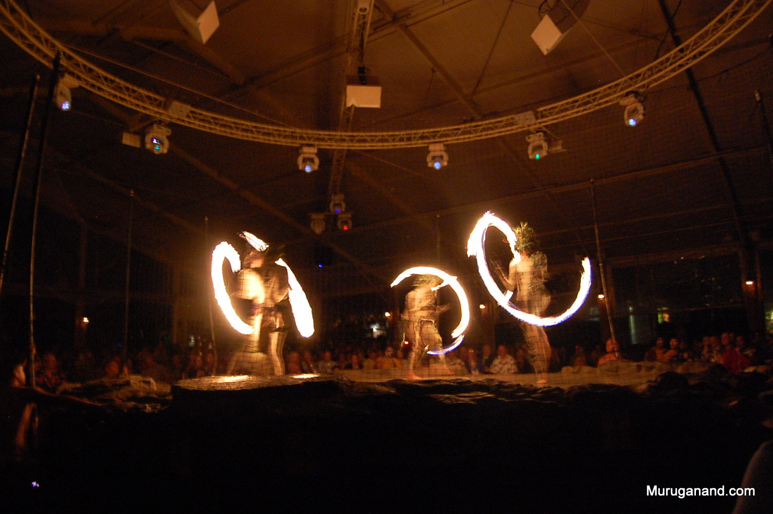 More Fire Dancing (Kauai)