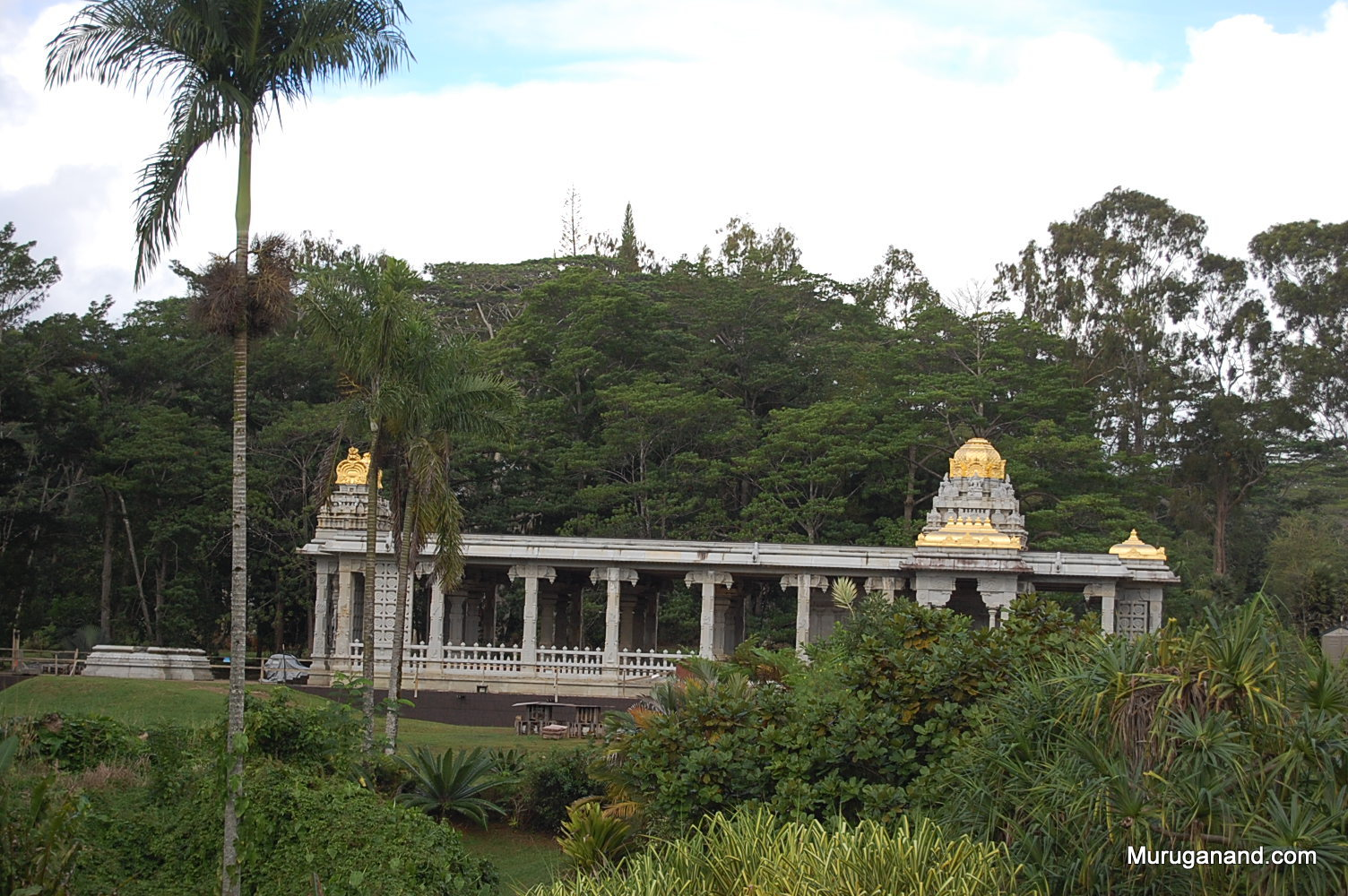Nearly Finished San Marga Iraivan Temple (Kauai)