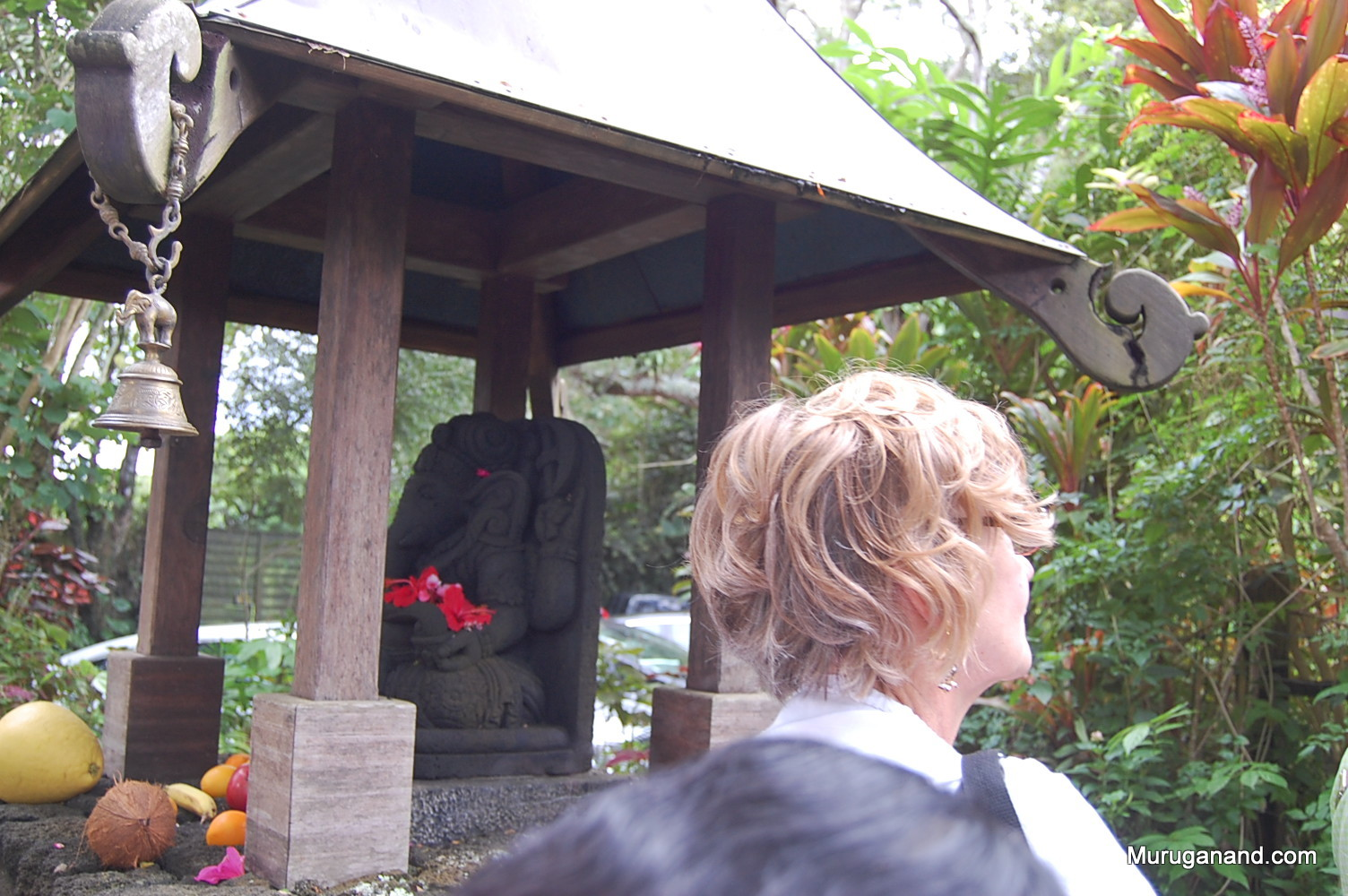 Ganesha Idol (Kauai)