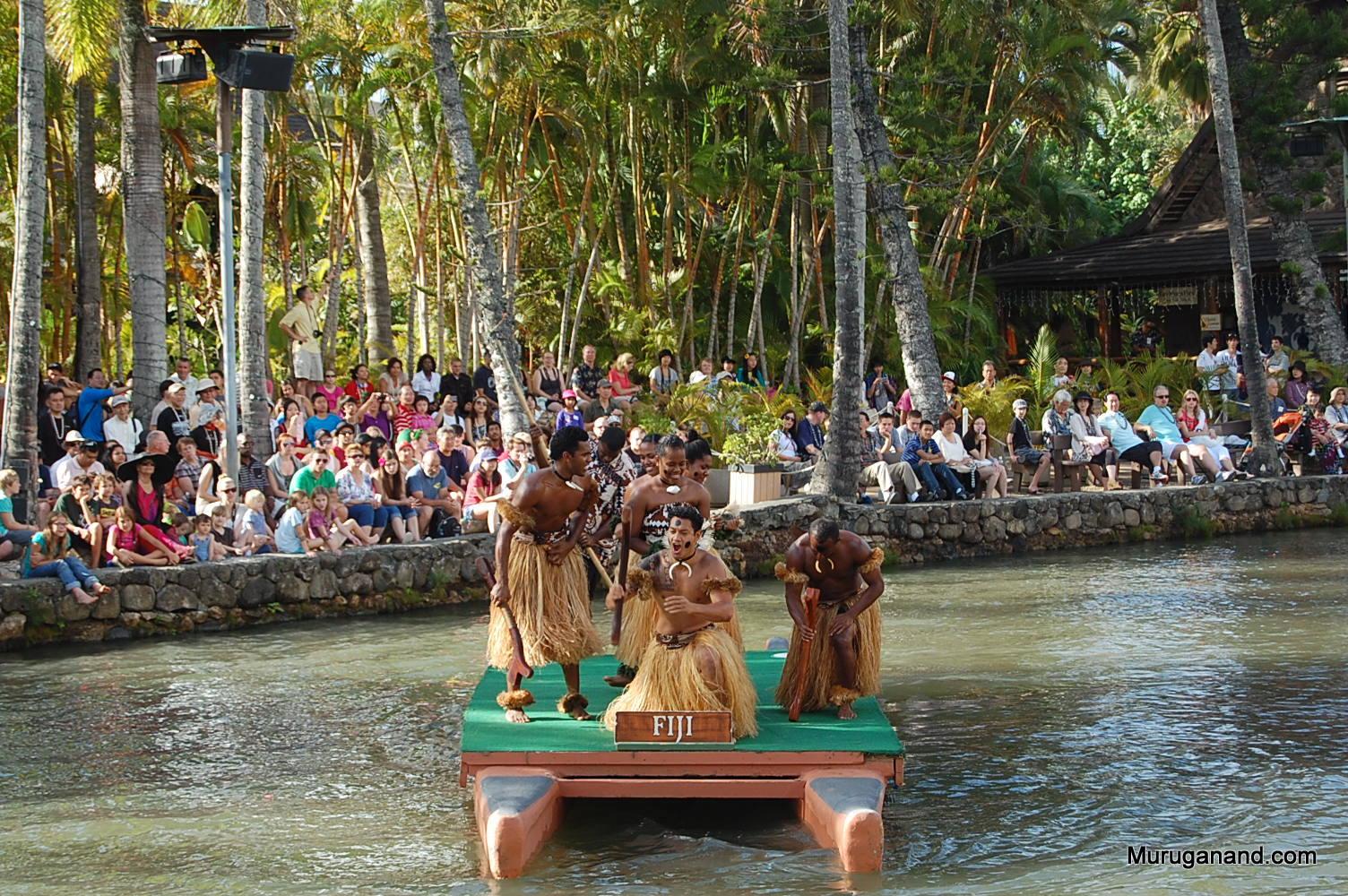 Fiji Float (O'ahu)