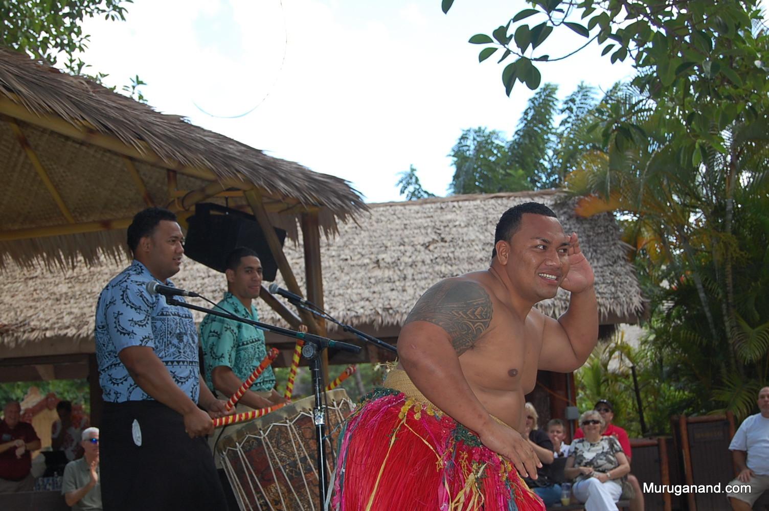 Tongan Performance (O'ahu)