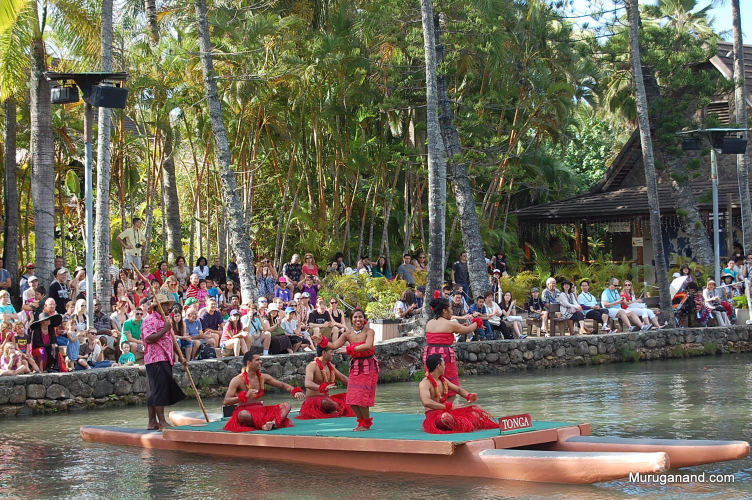 Tonga Float (O'ahu)