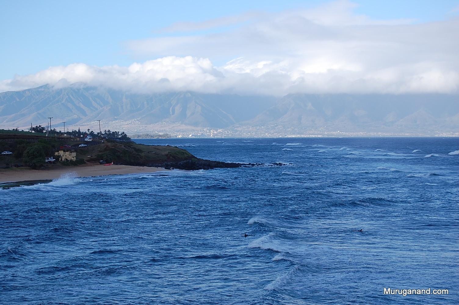 Road to Hana- Hookipa Beach (Maui)