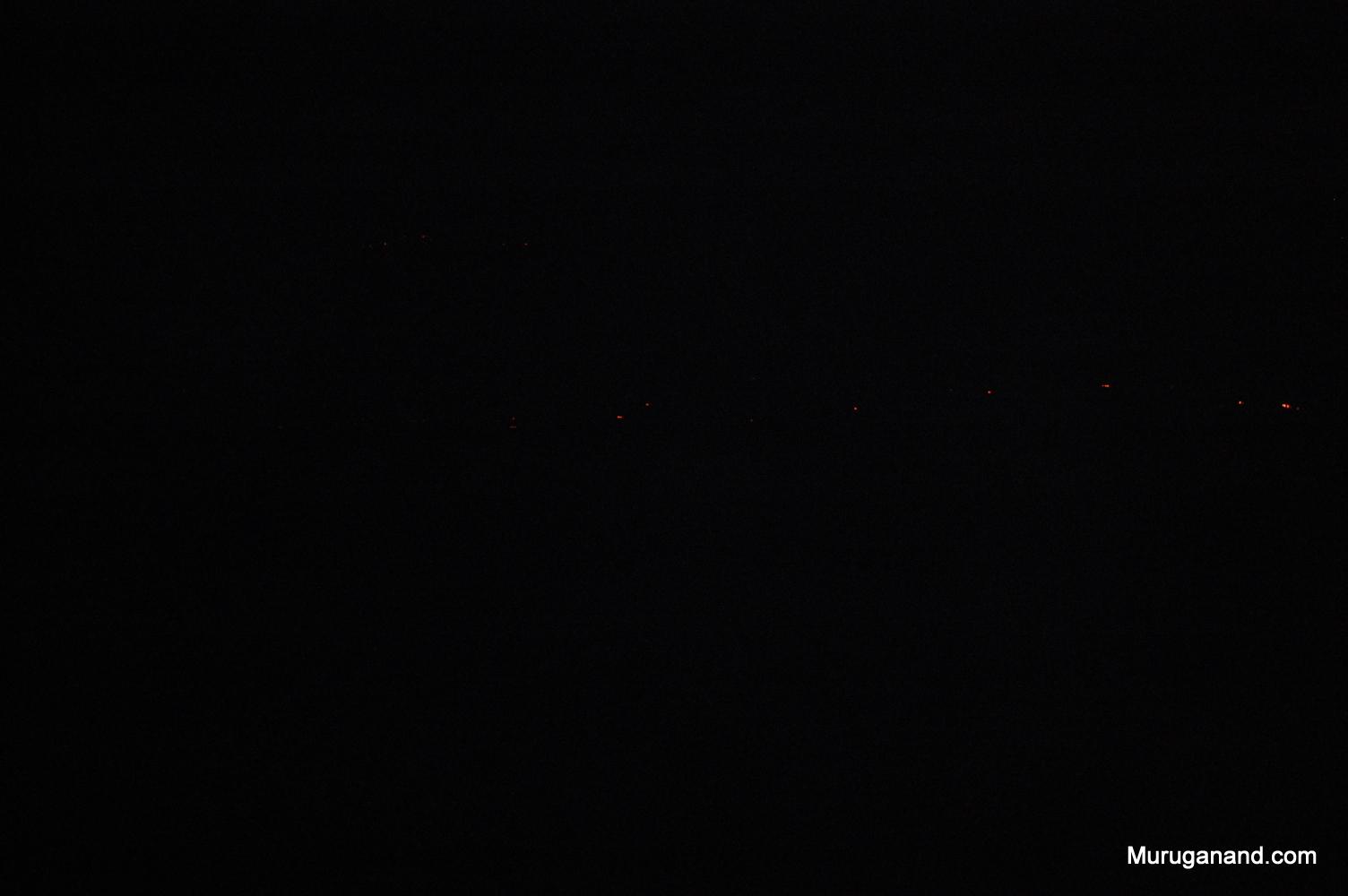 Live Lava Flow at Night (Hilo, Hawai'i)