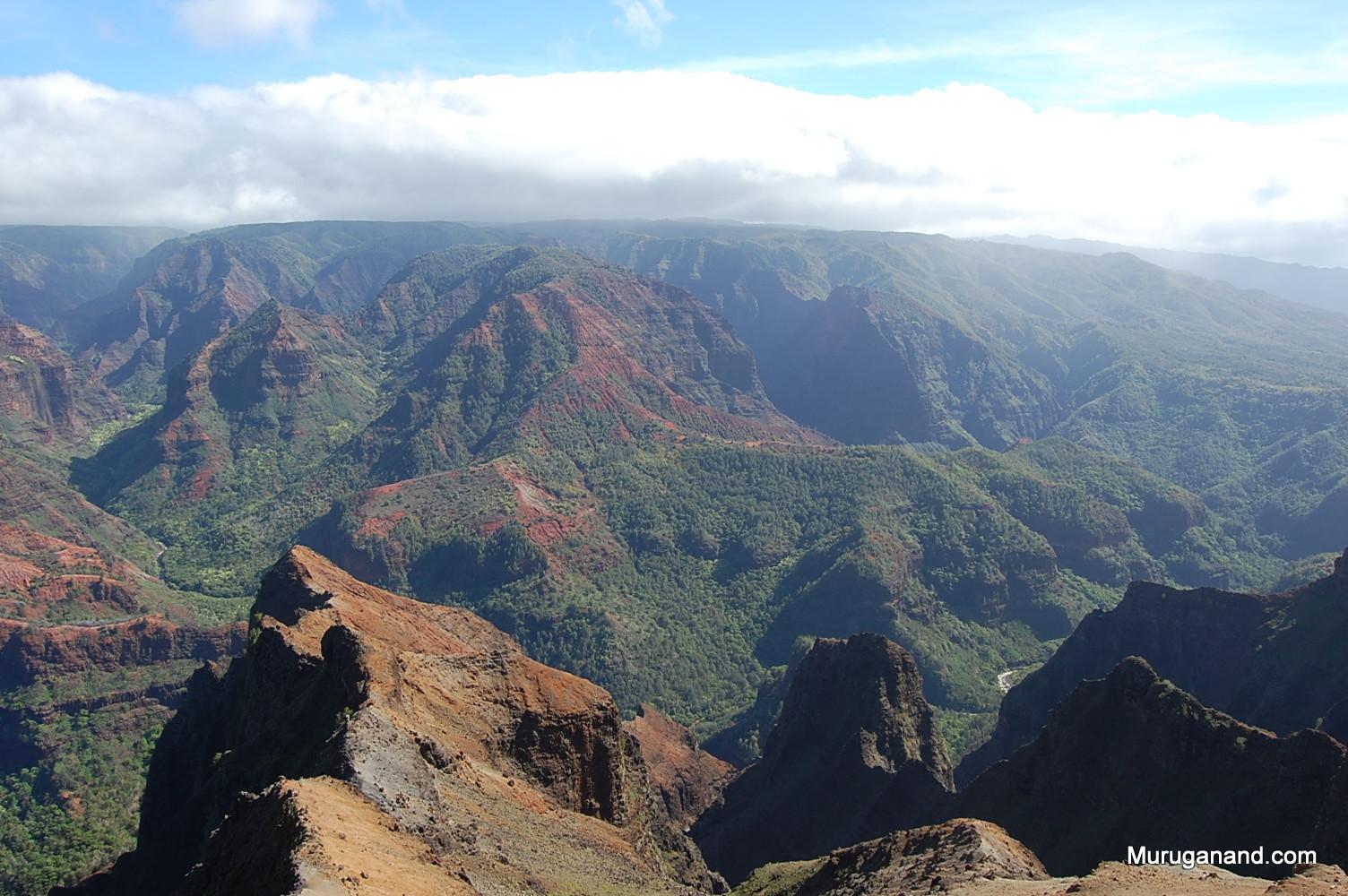Waimea Canyon (Kauai)