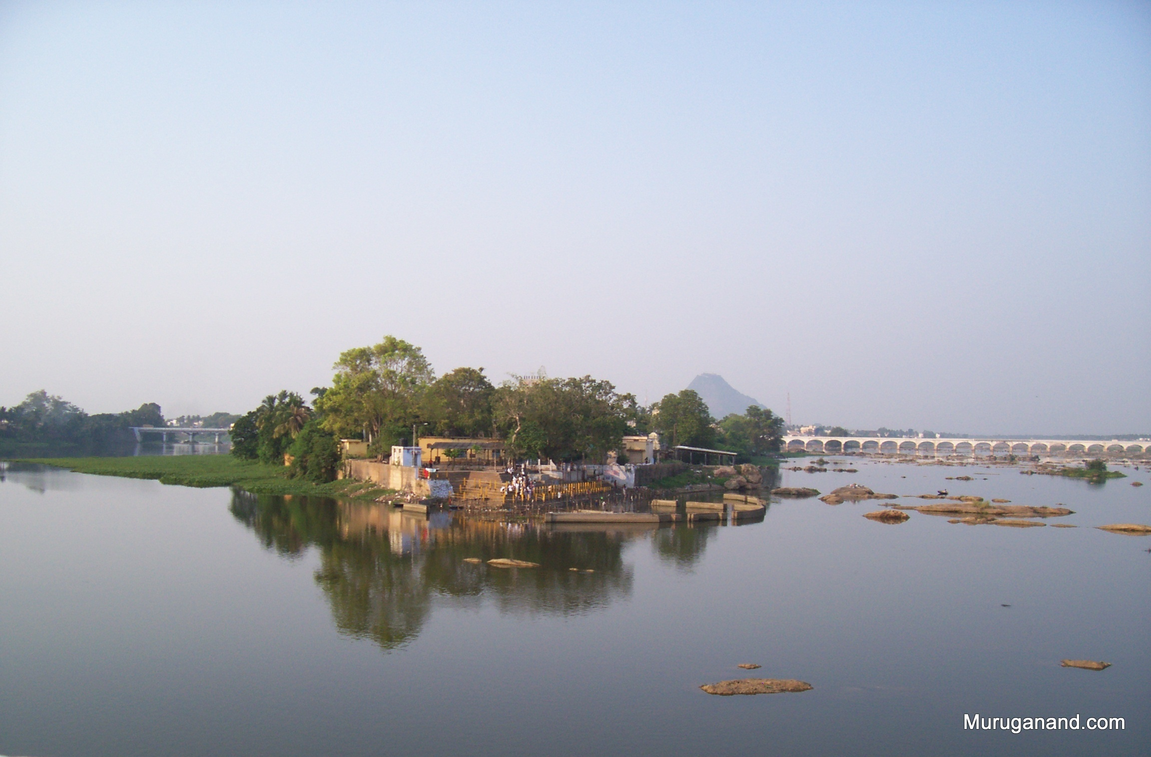 Bhavani-Kaveri-Sangamam
