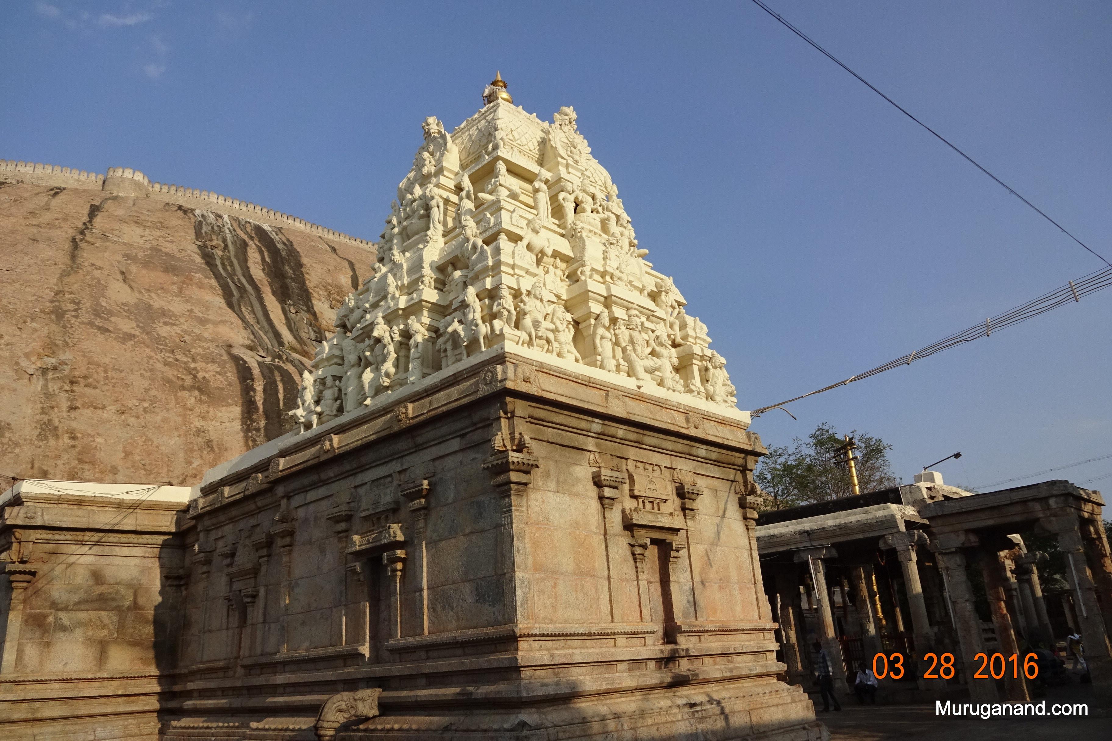 Namgiri Thayar is the family deity of Mathematician Srinivasa Ramanujan