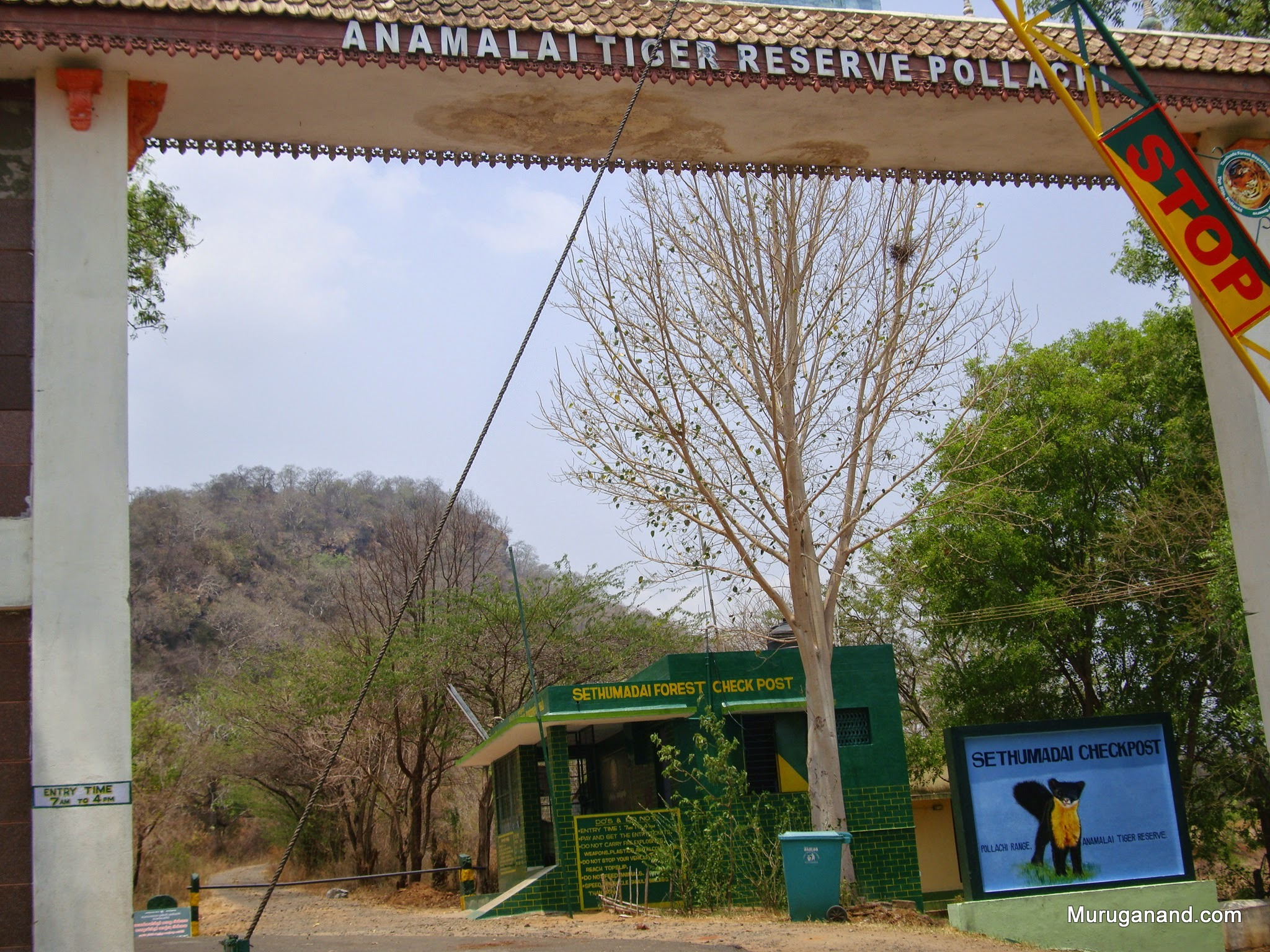 Sethumadai- Gateway to Topslip