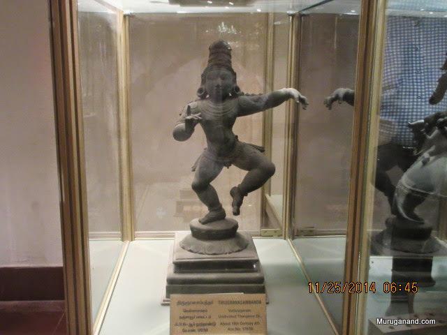 Thirugnanasambandar, Tanjore 16th century