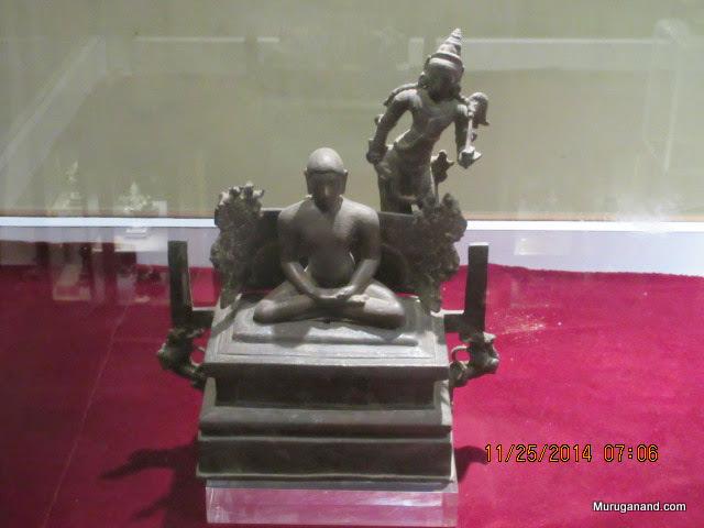 Mahavira, South Arcot (13th Century)