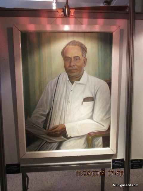 Portrait of Modern leaders-AnnaduraiK.V. Vaidyanathan