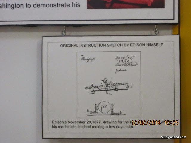 Edison's original for deep study