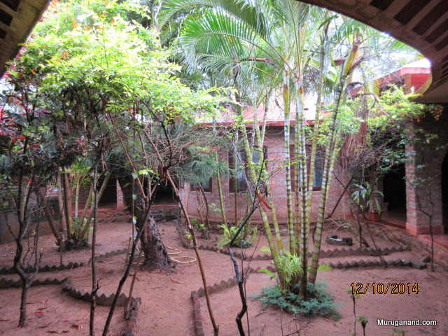Research Center with exotic plants